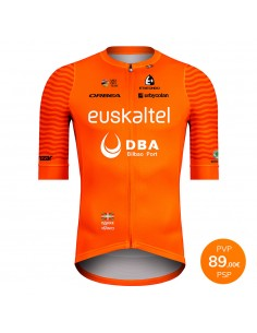 Maillot Euskaltel Euskadi...